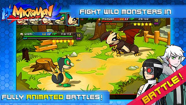 Best Monster Catching Games (That Aren't Pokémon)