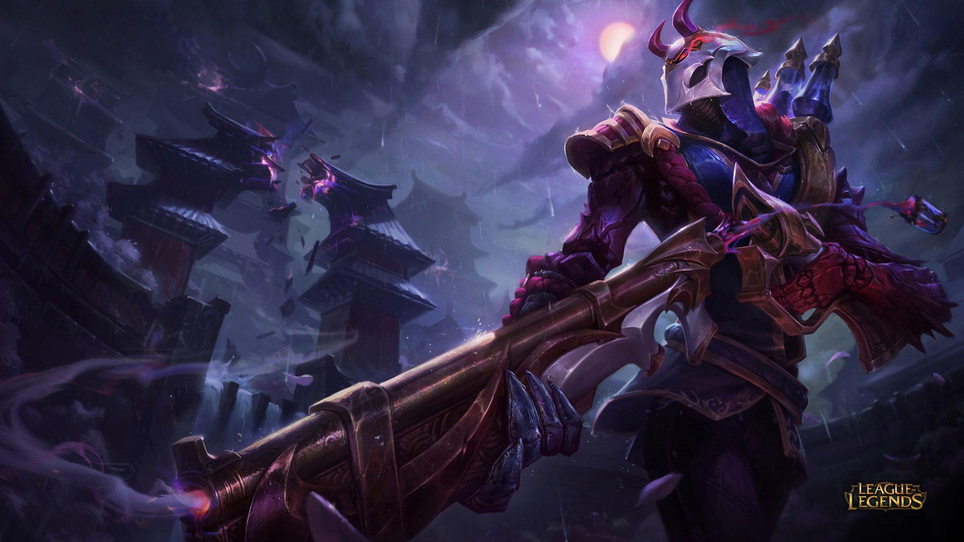 League of Legends\' Blood Moon event is here: New map, skins, and ...