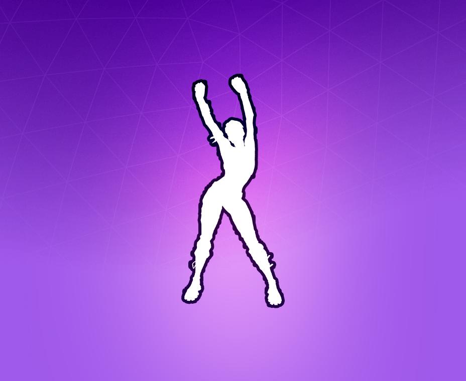 screengrab via epic games - salt dance fortnite