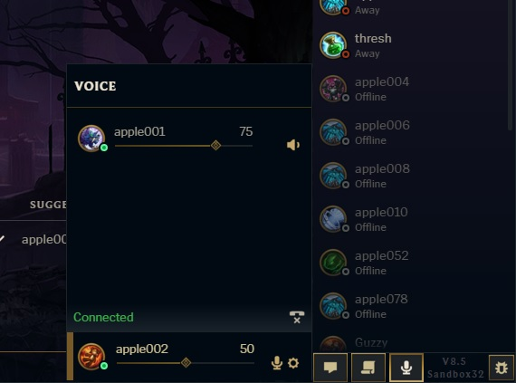 Voice chat has finally arrived on the PBE | Dot Esports