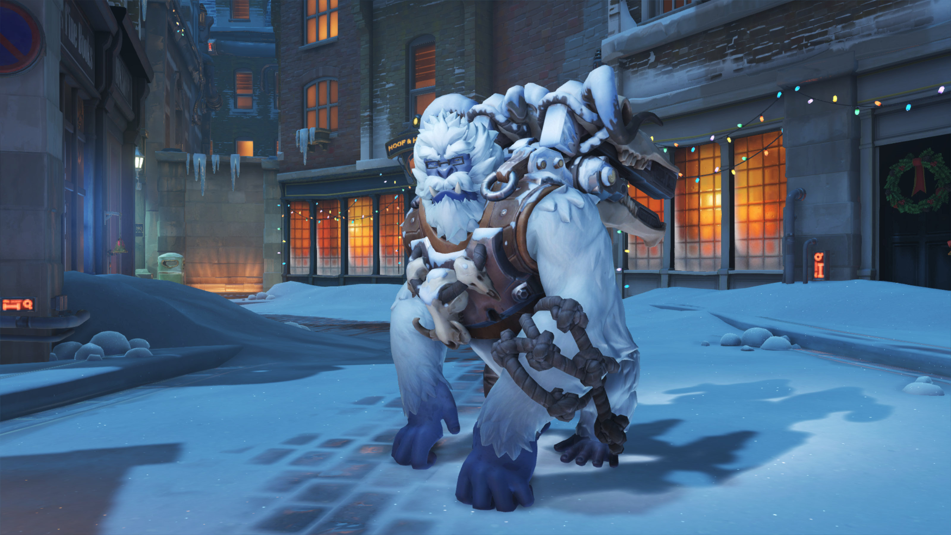Overwatch\'s Winter Wonderland is here: New skins, game mode, and ...