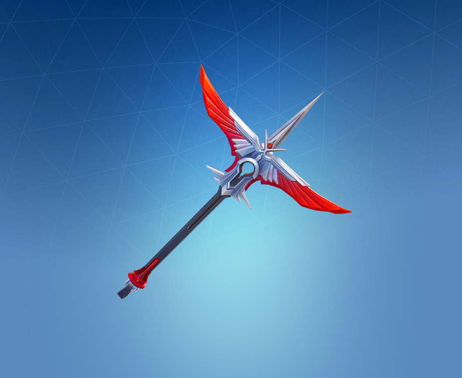 Every Fortnite Battle Royale Harvesting Tool And Pickaxe