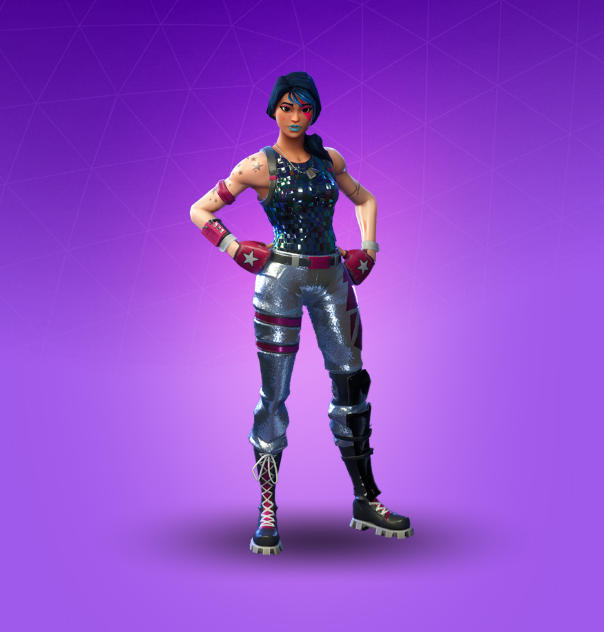 Sparkle Specialist Fortnite skin