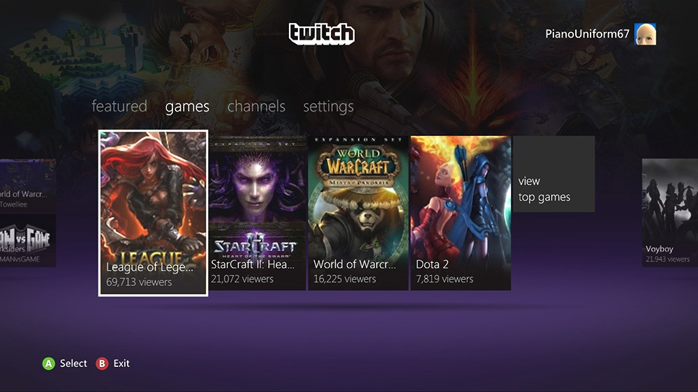 How to Stream on Twitch from a Console