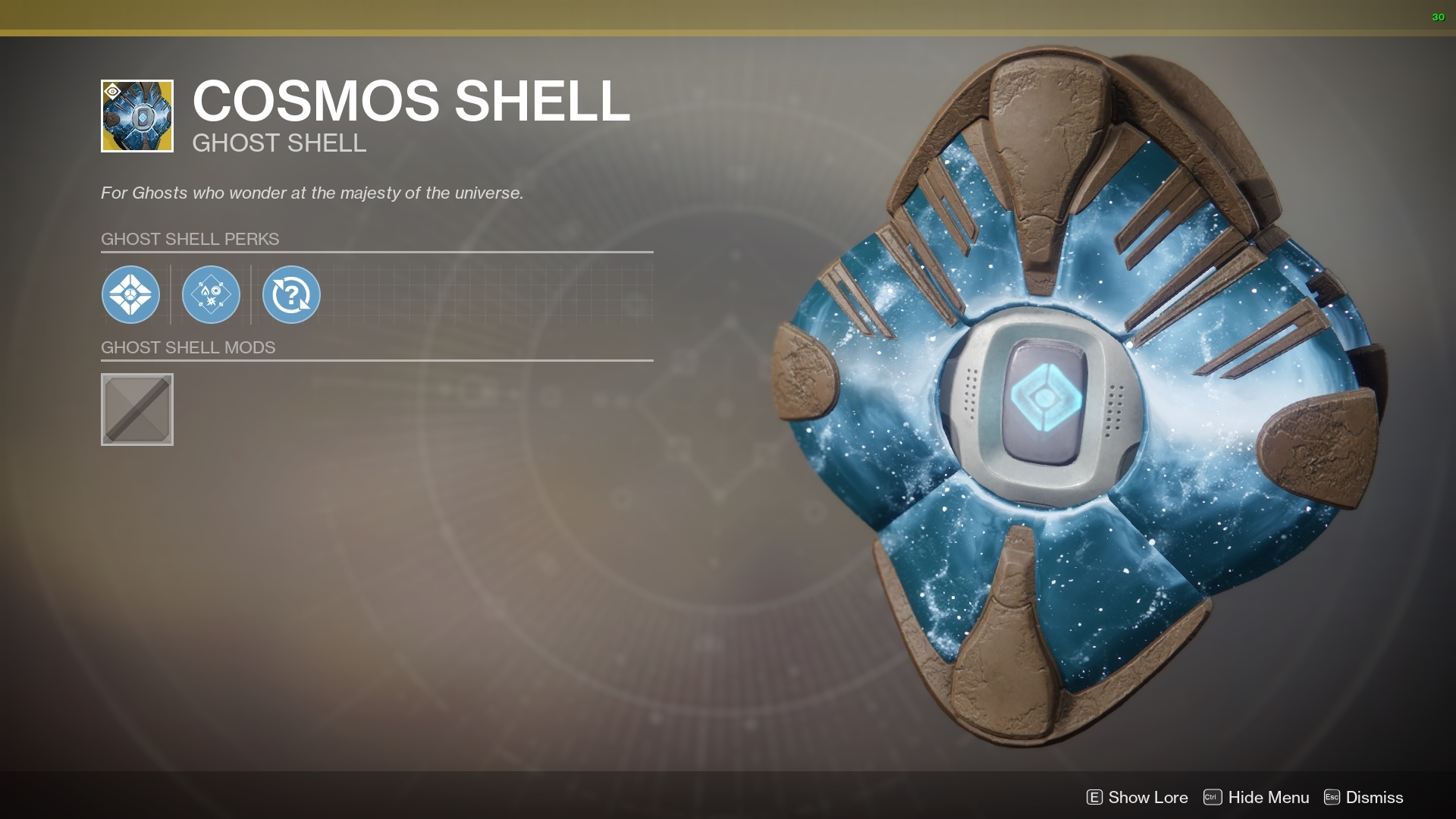 Destiny 2 New Exotic Ghost Shells In Season 2 Complete List