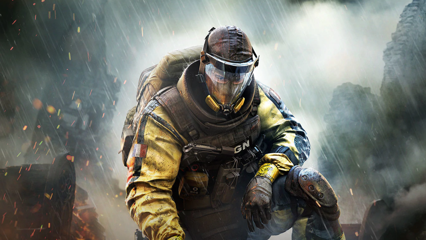 New Rainbow Six: Siege operators Finka and Lion loadouts