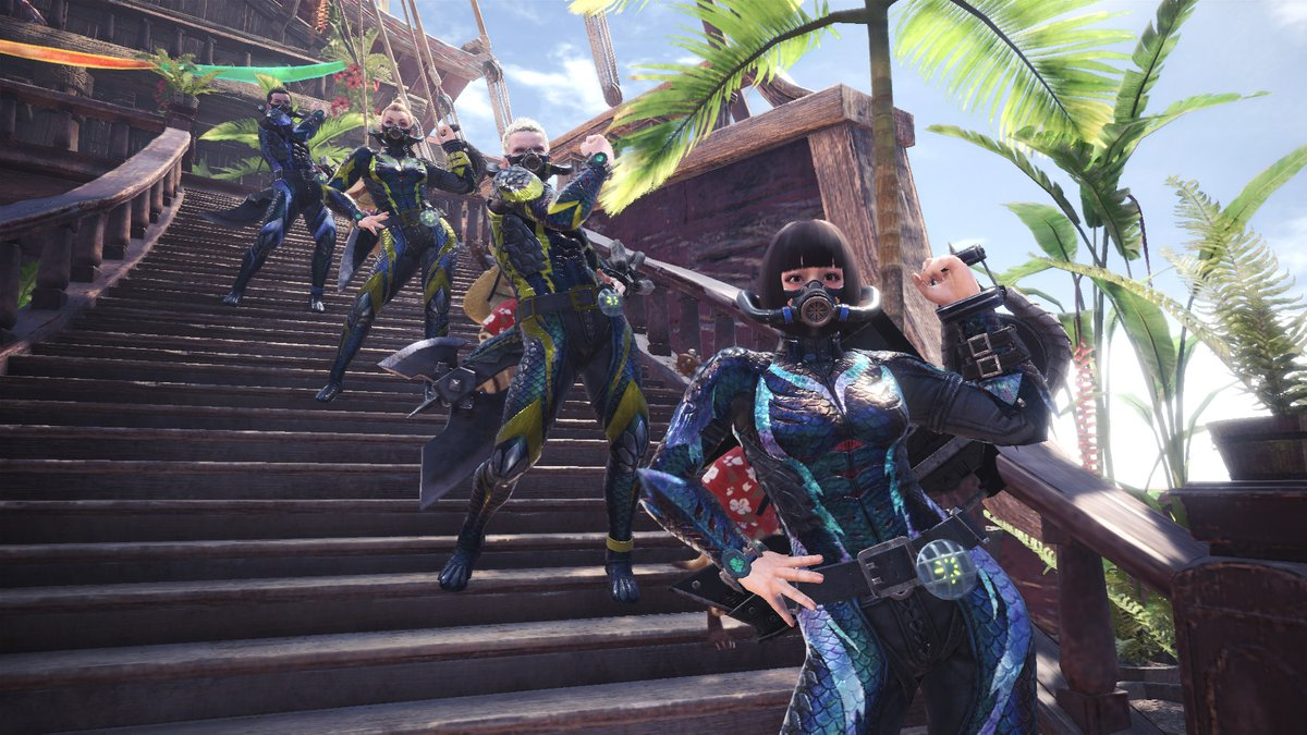 Monster Hunter World: Summer Twilight Fest Complete Guide