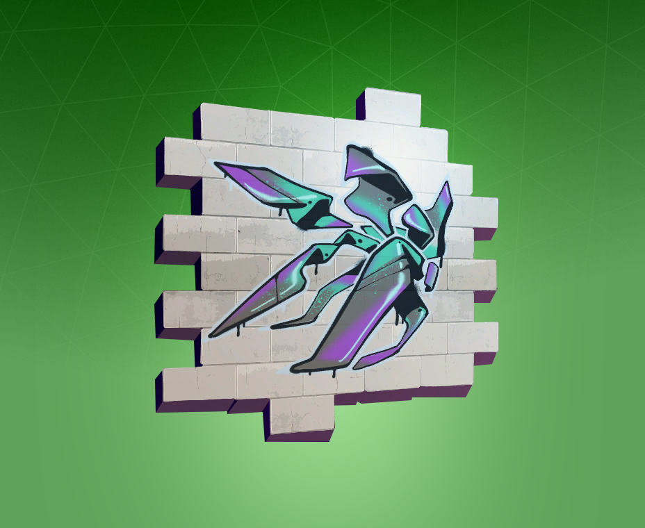 Every Spray In Fortnite Battle Royale Complete List