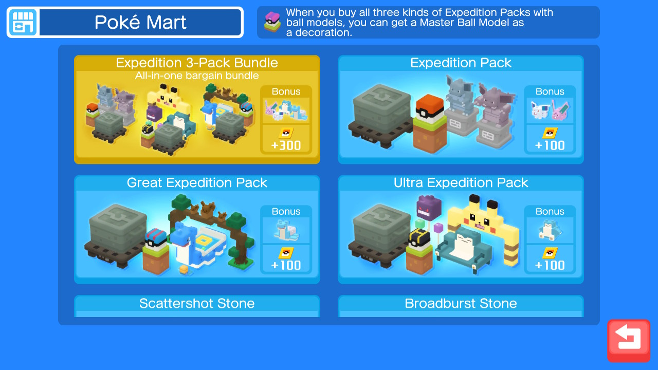 Wondrous Pokemon Quest Decorations Guide What They Do And How To Get Pabps2019 Chair Design Images Pabps2019Com