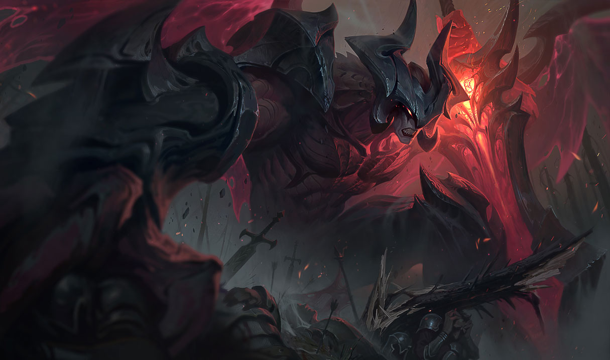 Aatrox quick-start guide: Items, runes, abilities, and counters