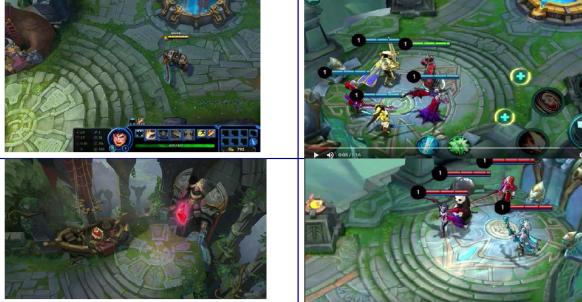 Riot is suing a mobile game company for copyright infringement, and