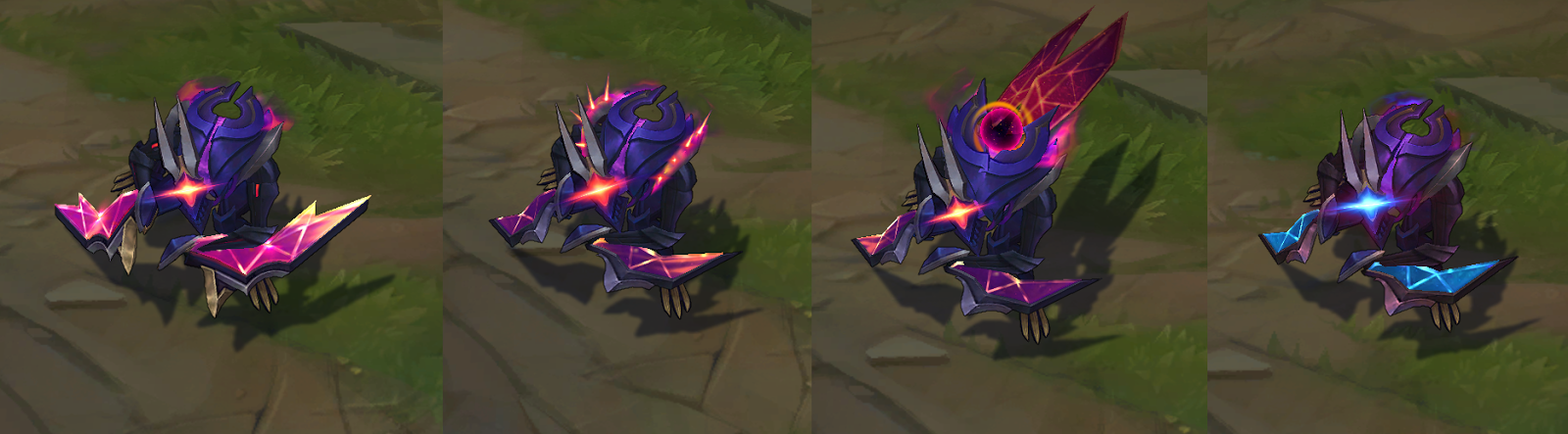 New Dark Star Skins For Orianna And Khazix Arrive Tomorrow In Patch