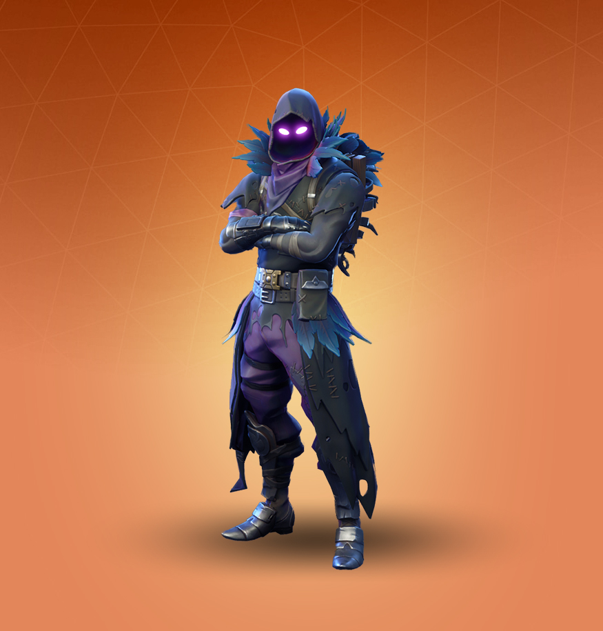 The Rarest Fortnite Skins