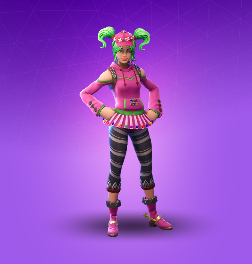 Zoey Fortnite skin