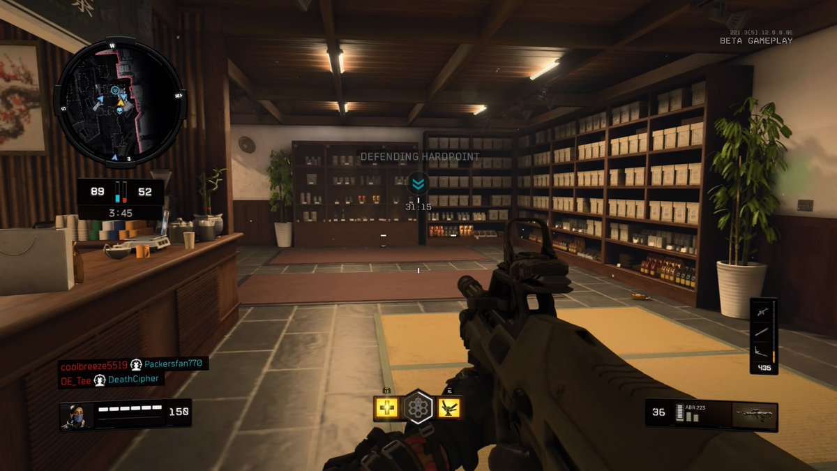 Hardpoint rotations in Black Ops 4 beta