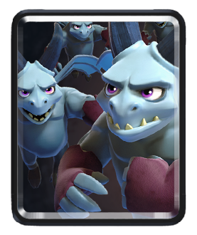 best common cards clash royale