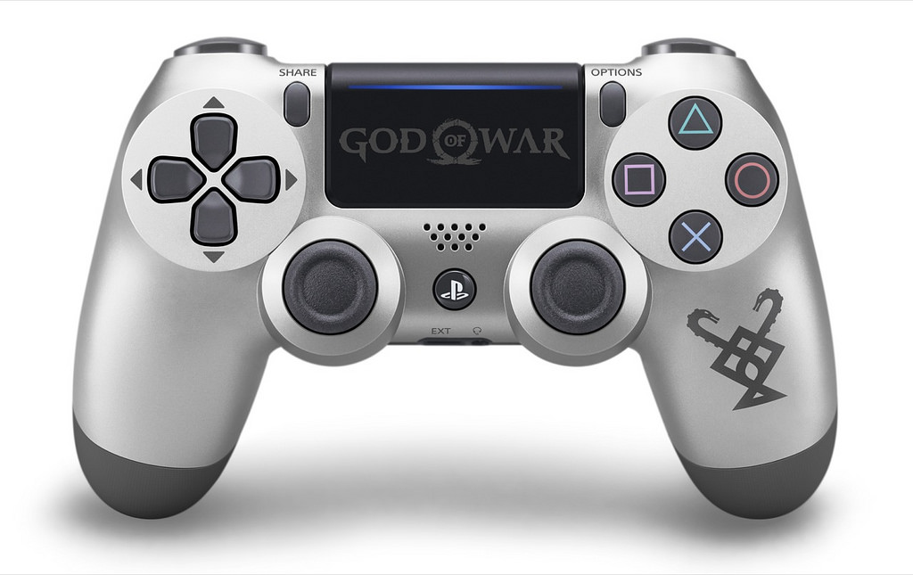 This Limited Edition God Of War Ps4 Pro Is Almost Too Beautiful