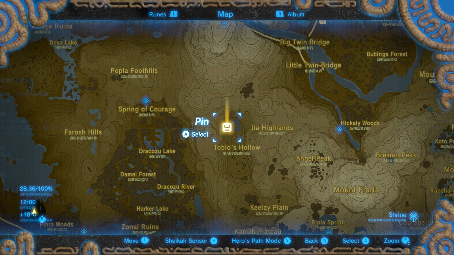 How to find all the new items, clothing, and unlockables in Breath
