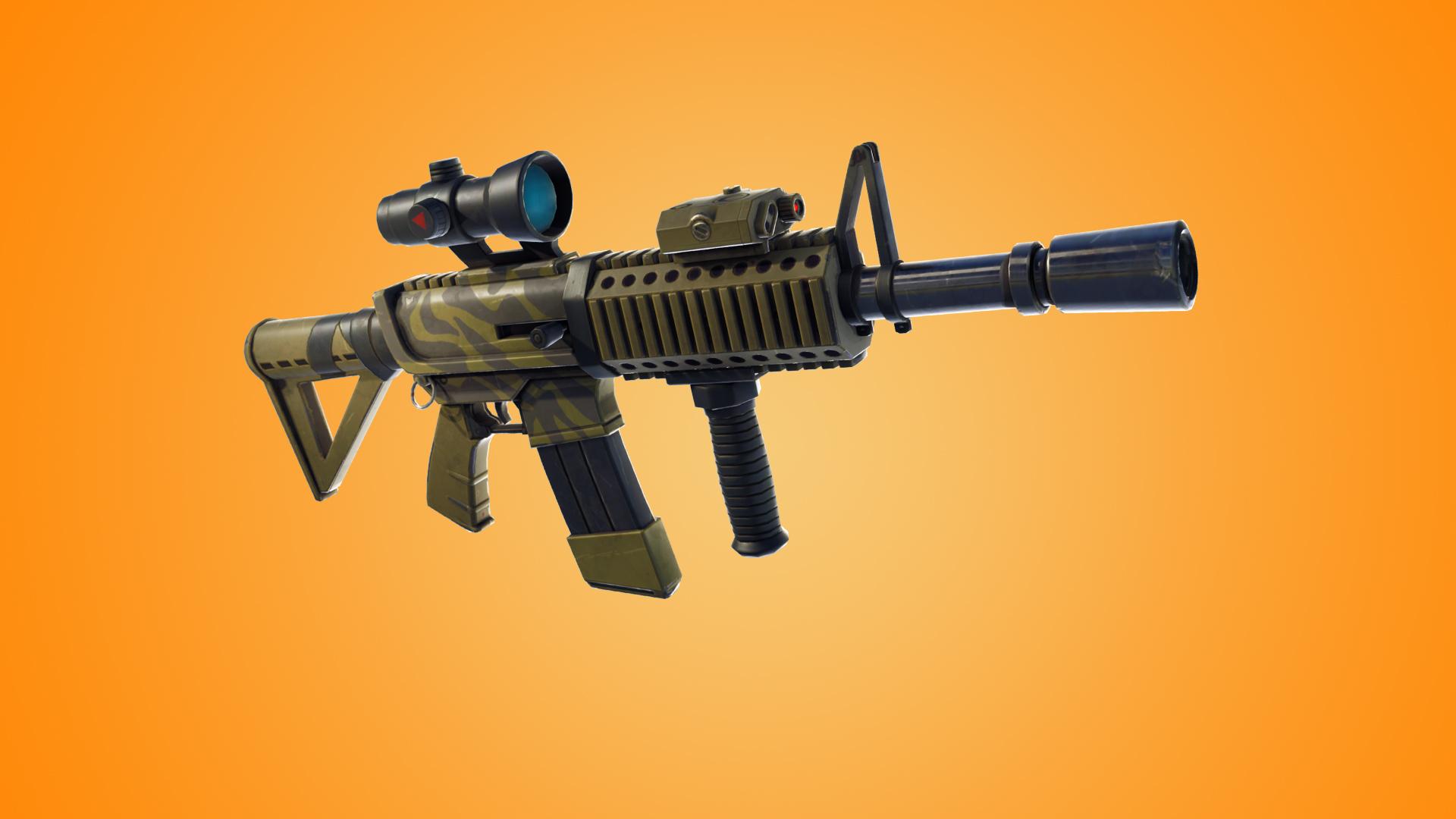 Fortnite Battle Royale Complete Weapons Stats List