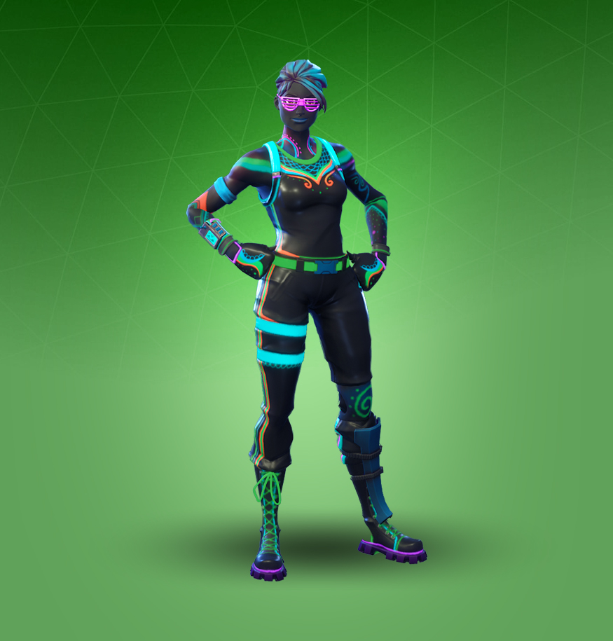 Nitelite Fortnite skin