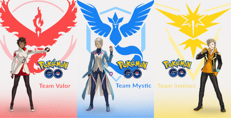 Image result for pokemon go team mystic animation gift