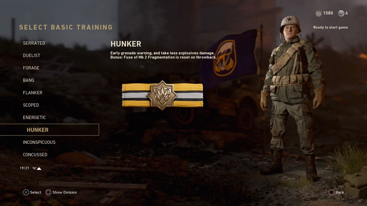 Basic Training Abilities In Call Of Duty Wwii Updated August 2018