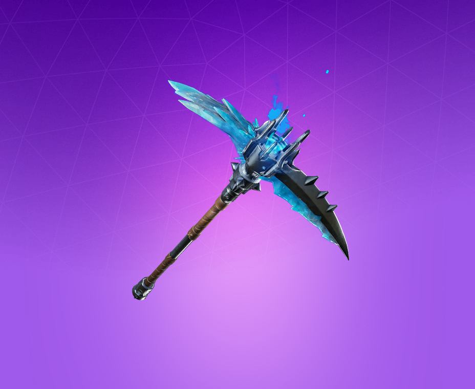 Every Fortnite: Battle Royale Harvesting Tool and Pickaxe