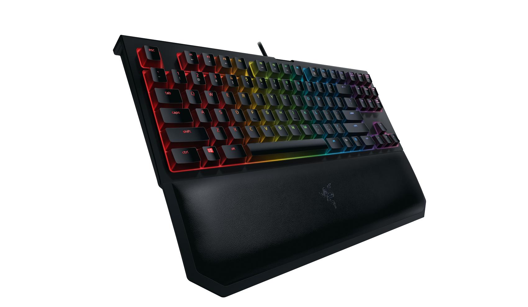 Razer's new BlackWidow Tournament Edition Chroma V2 keyboard is
