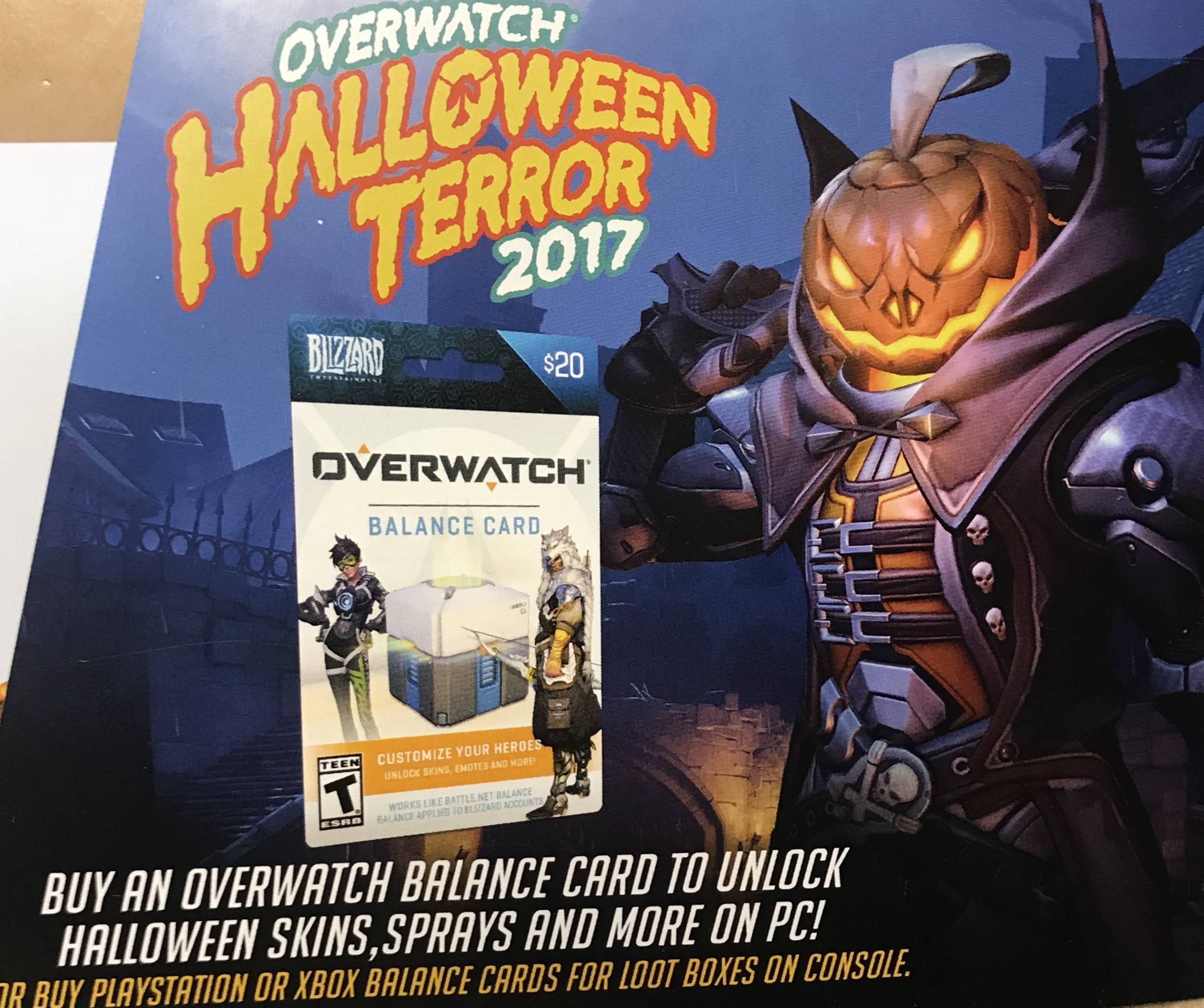 Overwatch Halloween 2020 Symbols Leak It looks like the start date for the return of Overwatch's
