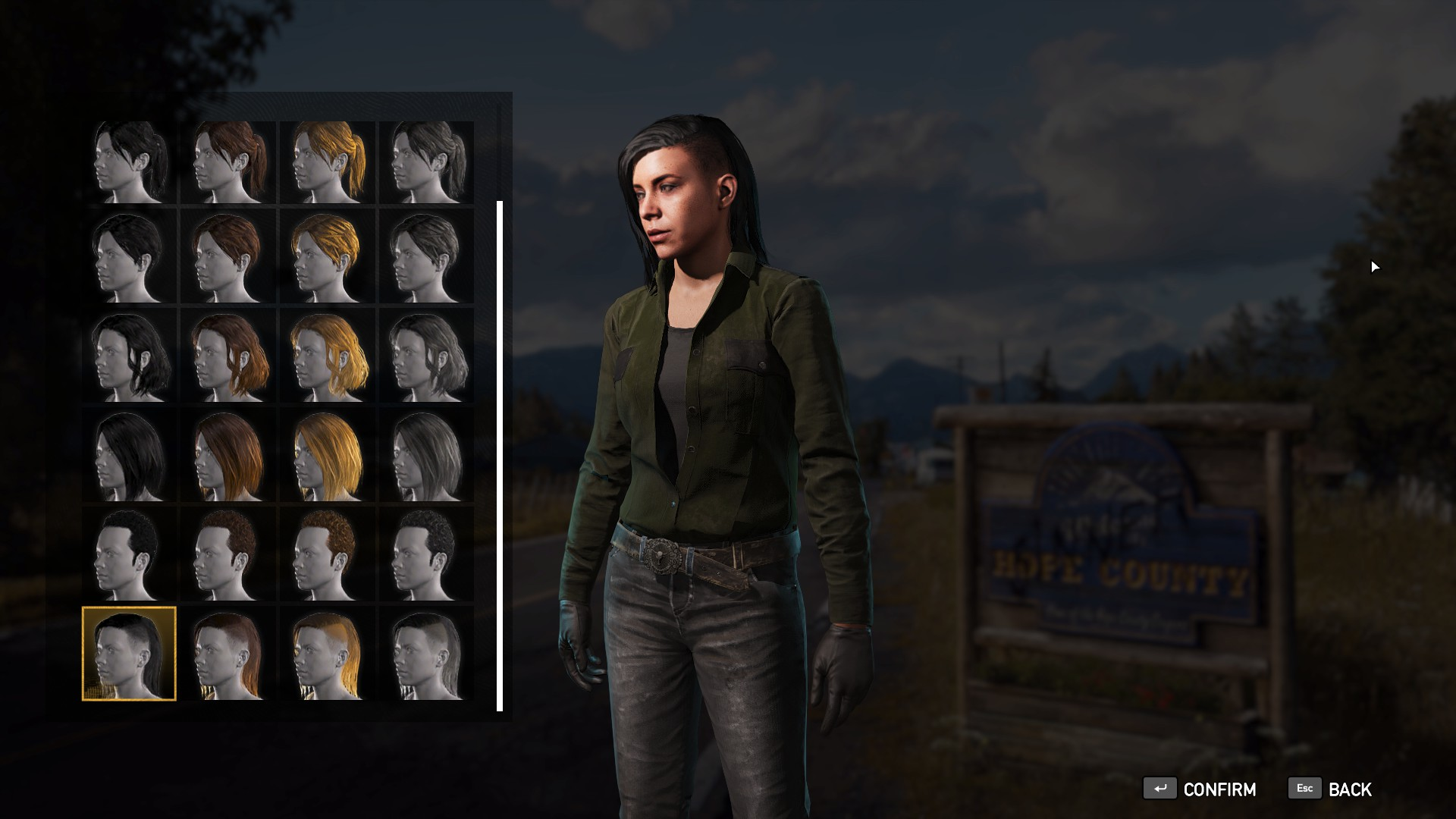 Far Cry 5 Character Customization Guide Features Outfits Gender