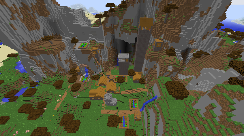 5 of the best Minecraft seeds for all your crafting needs