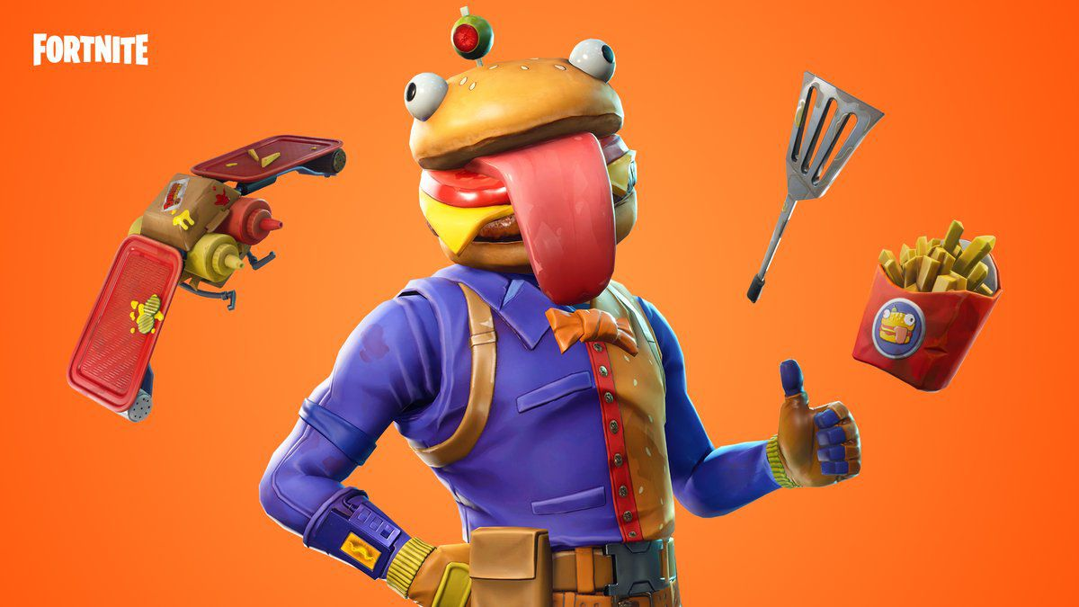 Another New Durrr Burger Skin Could Be Coming Soon To Fortnite