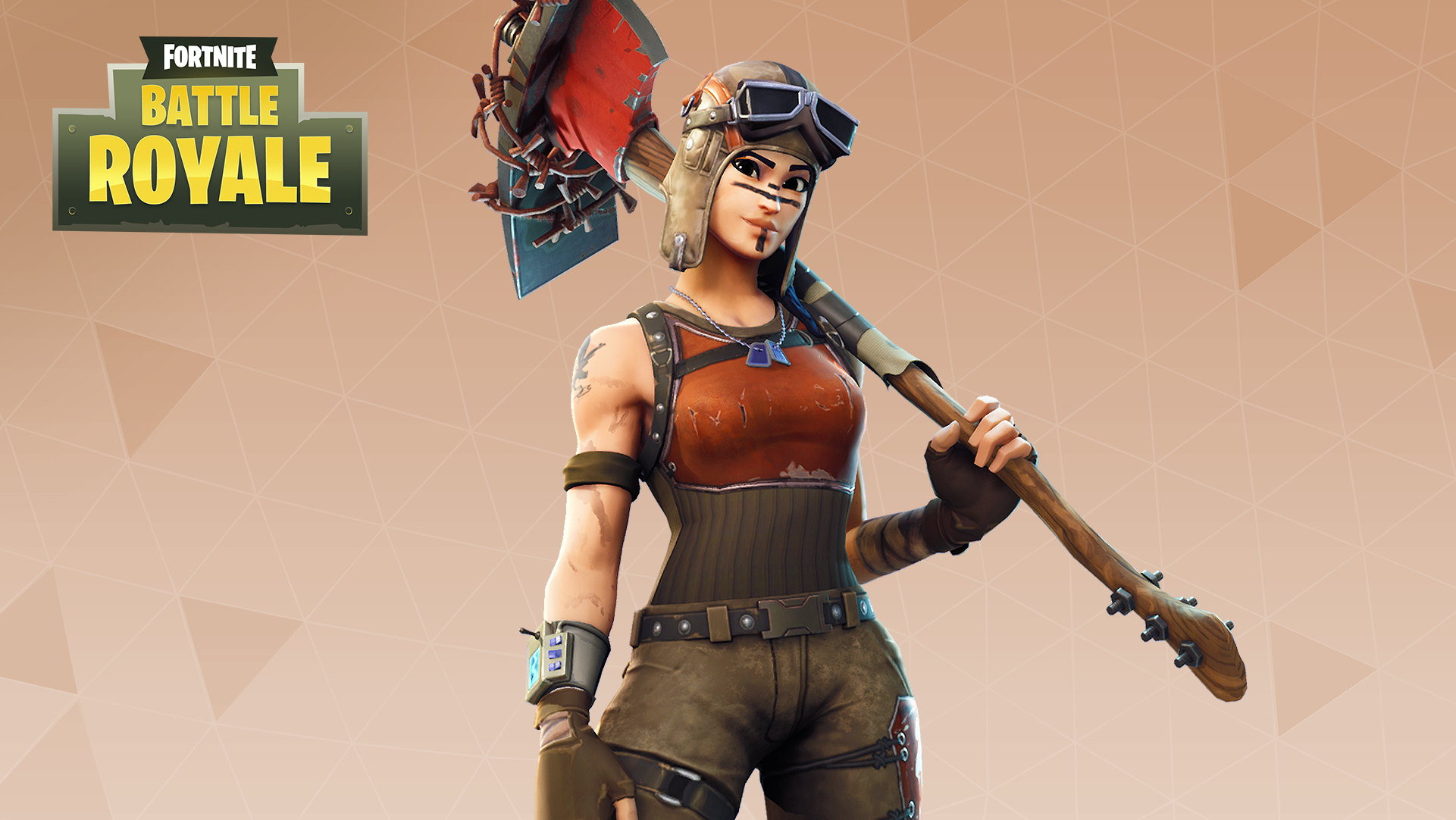 here s every fortnite battle royale harvesting tool and pickaxe available - ragnarok fortnite costume