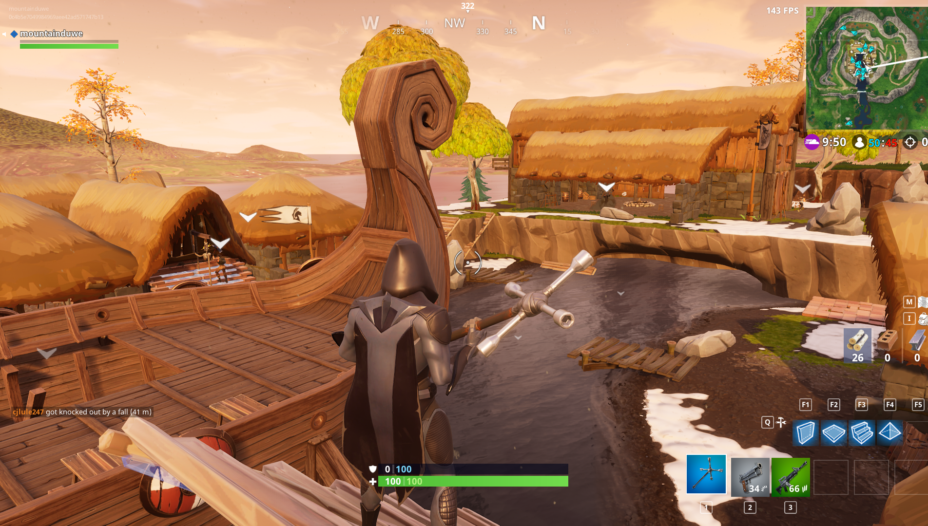 the new points of interest on fortnite s map for season 5 are beautiful - fortnite risky reels return