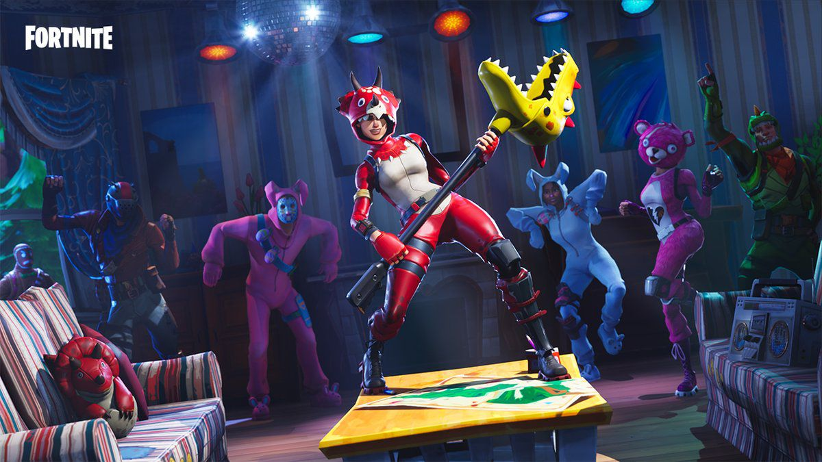 Fortnite Item Shop Featured And Daily Items Updated Each Day
