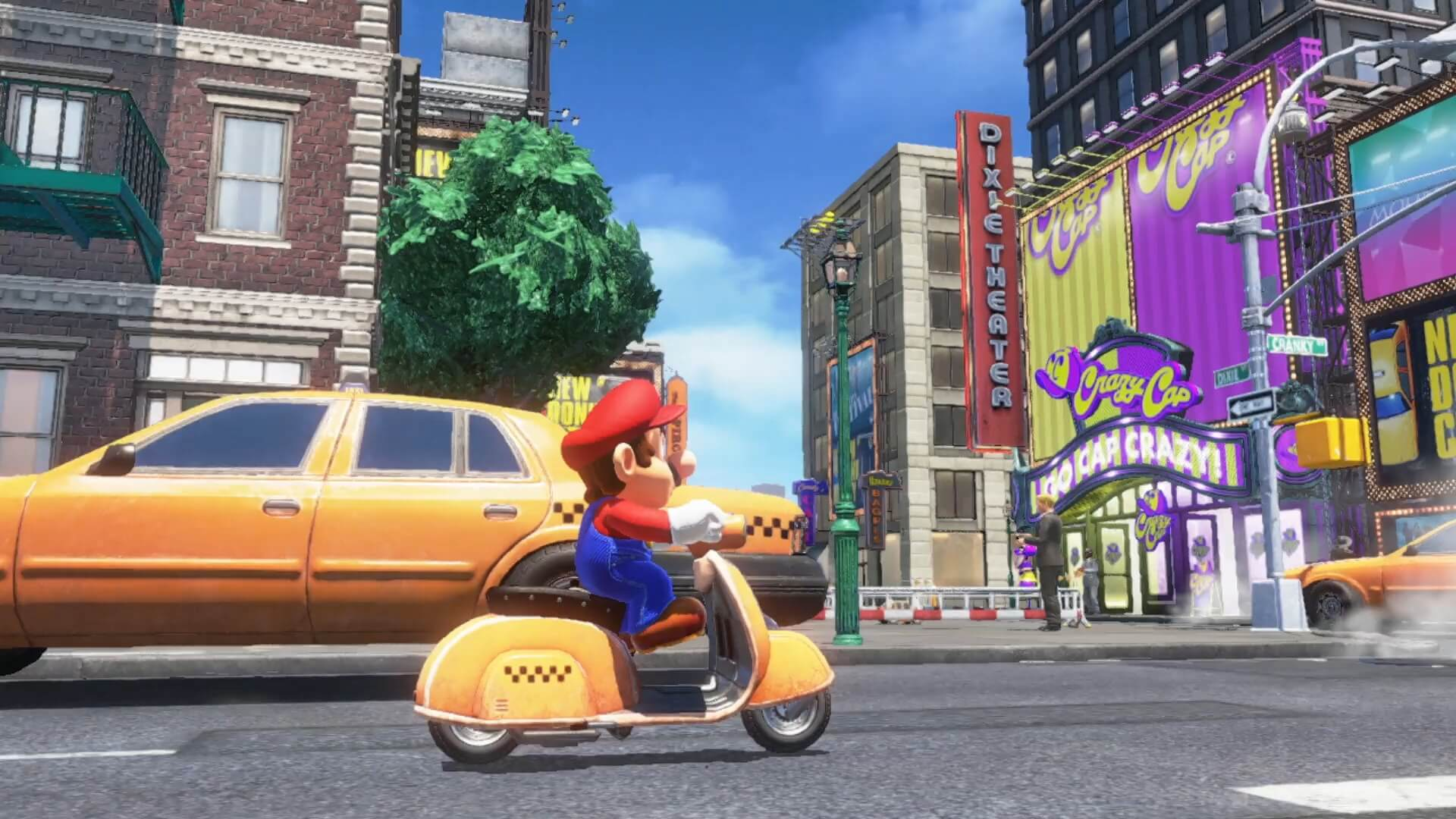 The Super Mario Odyssey Any Percent Speedrun Record Has Fallen Under