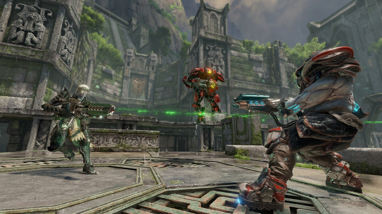 Quake Champions joins top games on Twitch as NDA comes to an