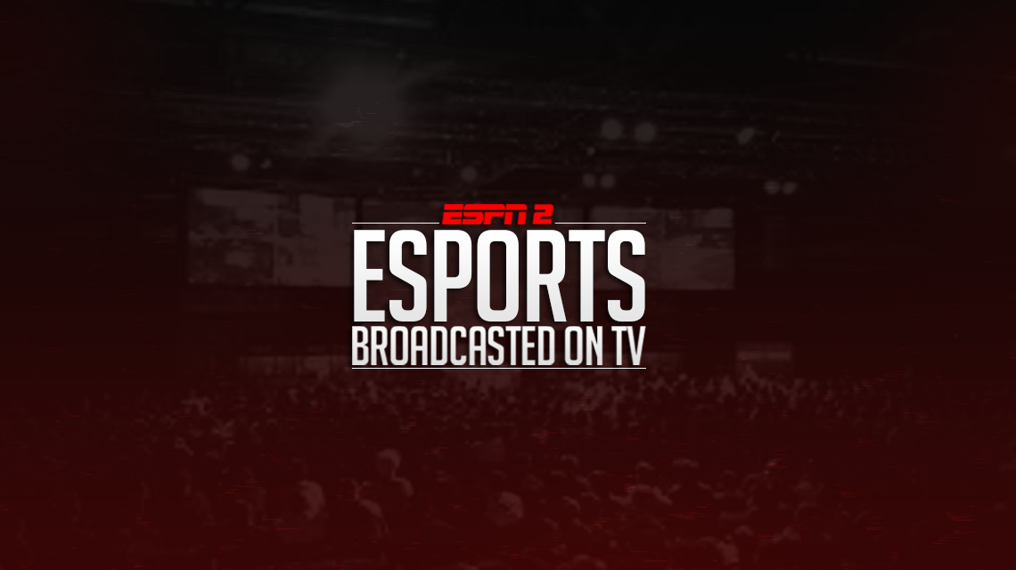 eSports Broadcasted on National Television | Dot Esports