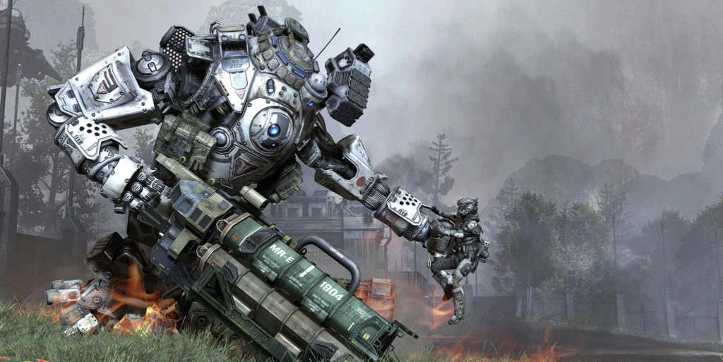 The best console 'Titanfall' players took on a PC team, and