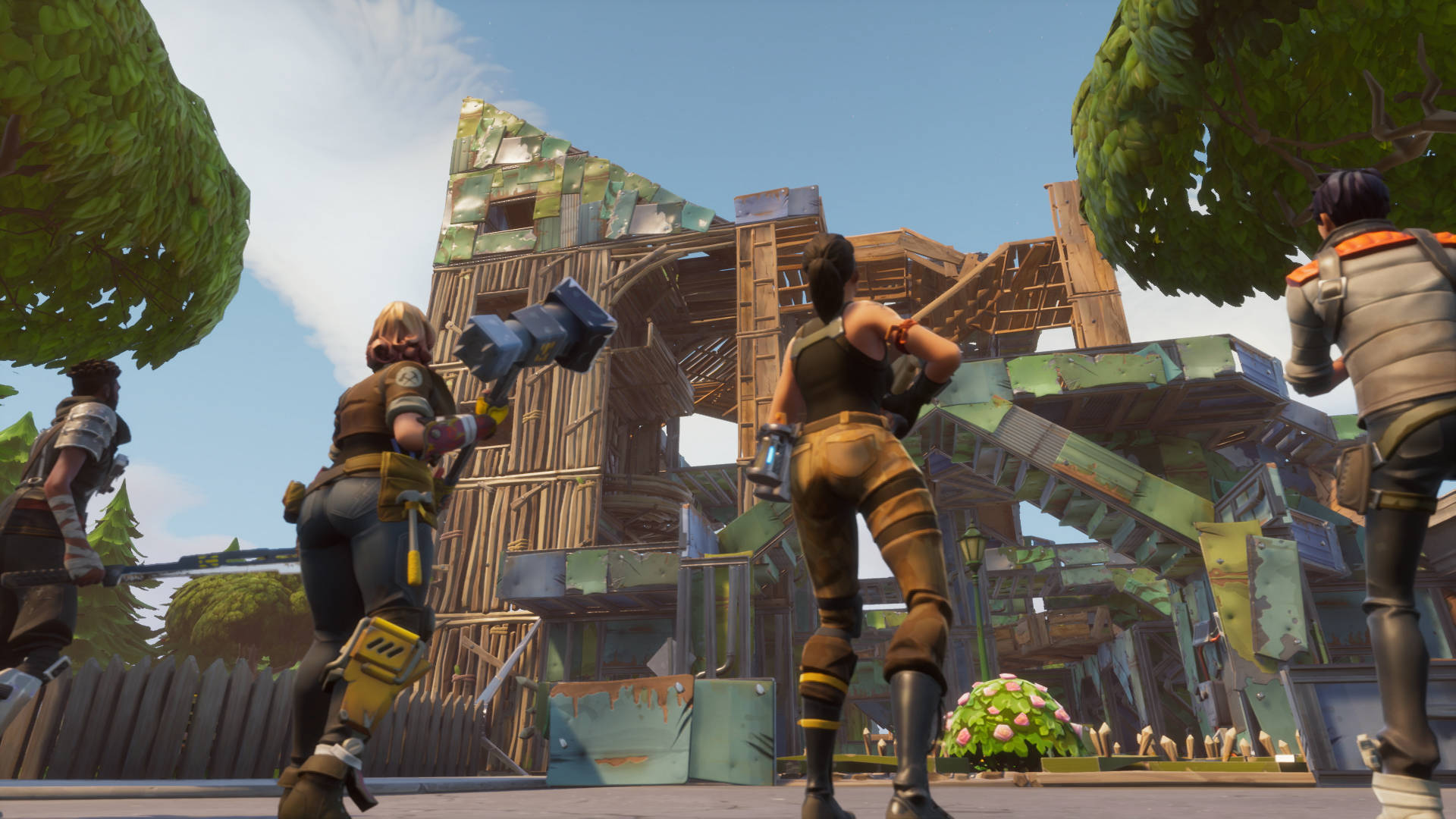 Fortnite Imspeedygonzales Makes Building And Editing