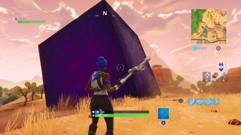 Cubemoving