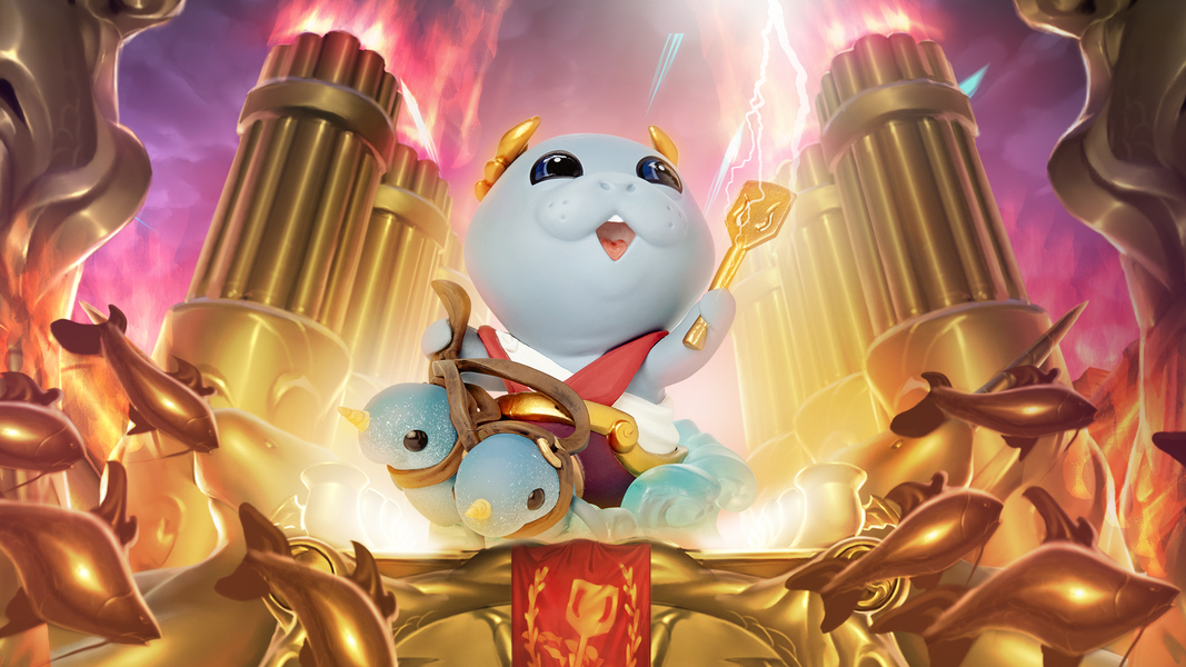 Bow down to League\u0027s lord and savior with the new Urf figure