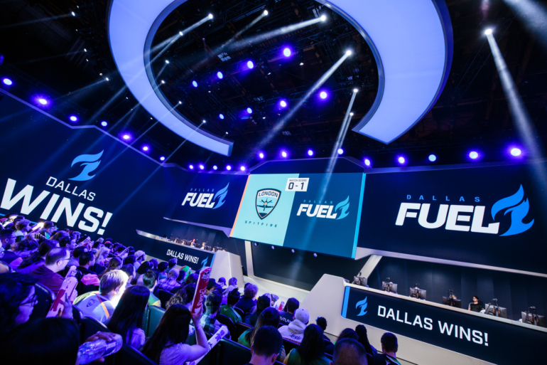 Dallas Fuel wins