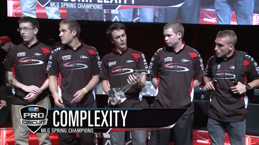 5 Years Ago Today The Complexity Dynasty Was Born At Mlg Anaheim