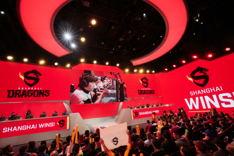 Shanghai Dragons wins