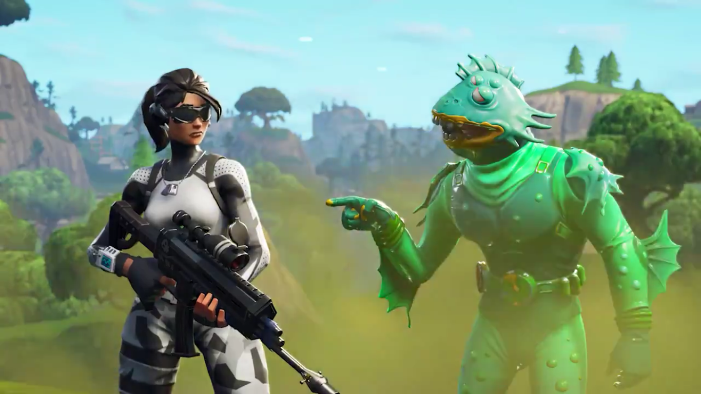 Fortnite: Epic fixes Fortnite bugs that plagued the game after the