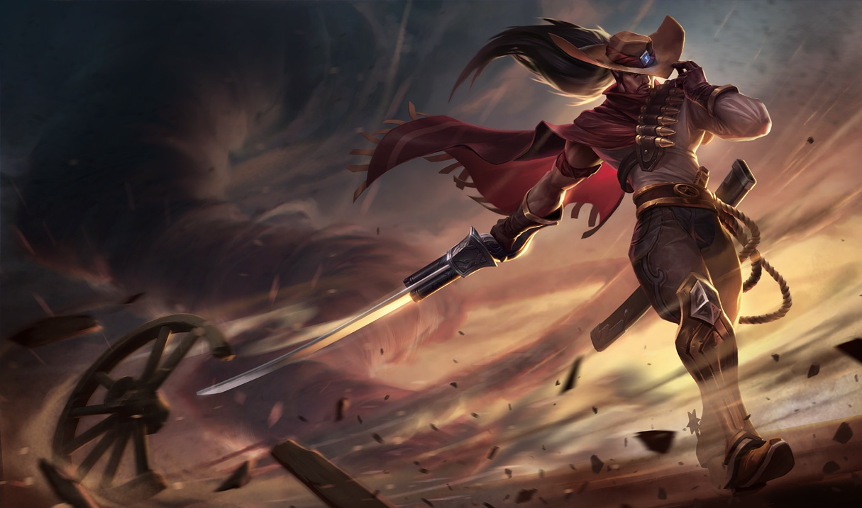 Yasuo, Mordekaiser, and Irelia: Welcome to League's new bot