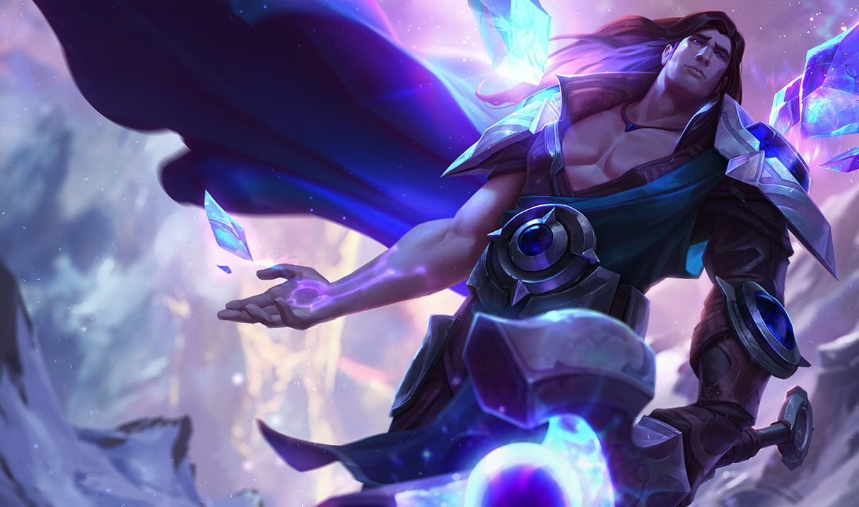 League of Legends' Master Yi Jungle & Taric Mid Strategy Explained