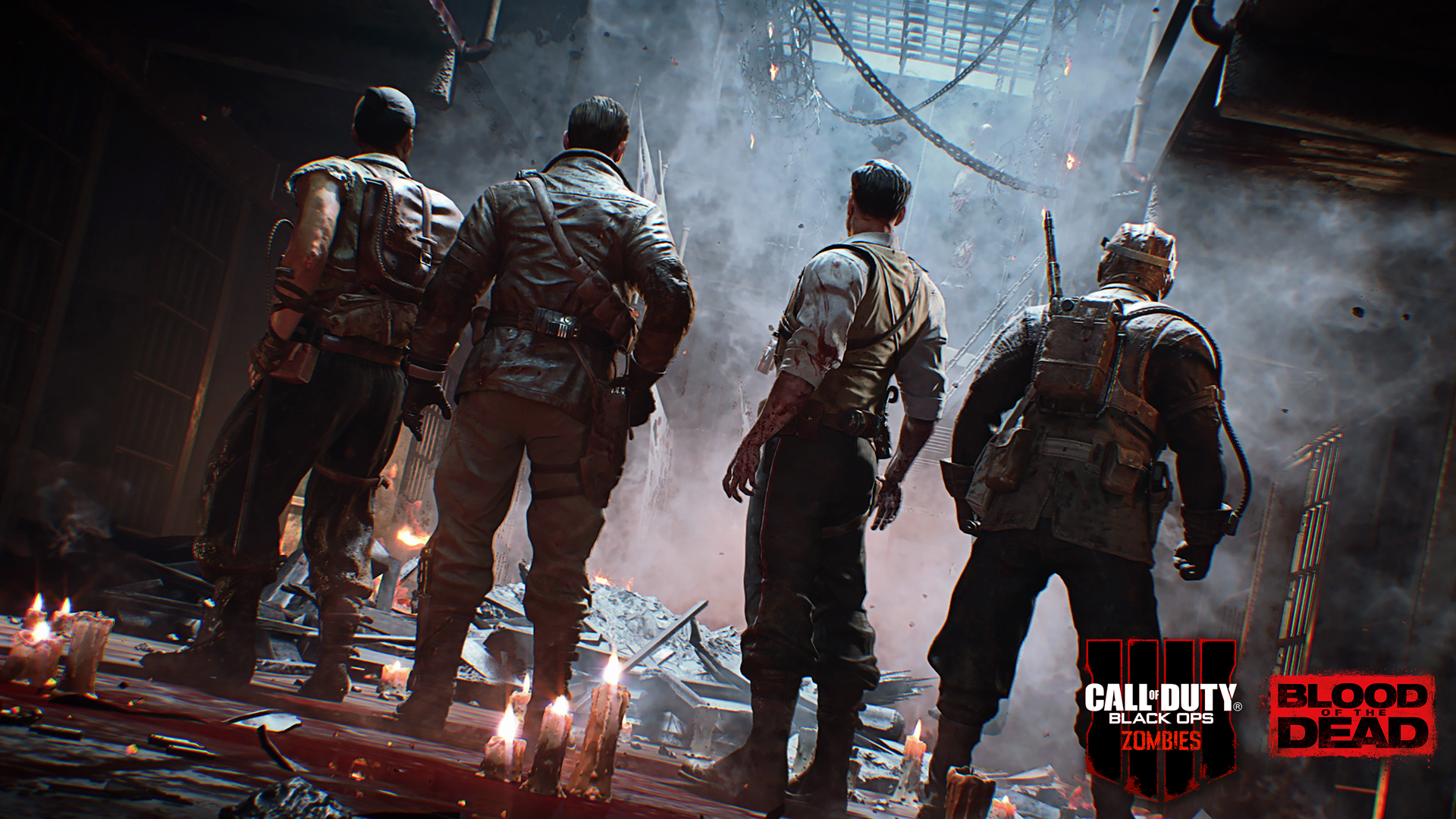 What Call of Duty fans should expect from Black Ops 4's remastered Call Of Duty Black Ops Zombies Maps on