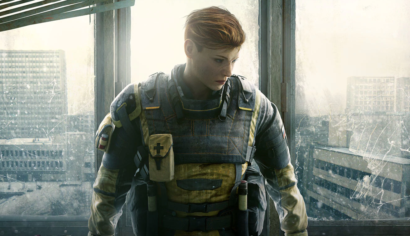 Goddess becomes first female player to join the Rainbow Six: Siege